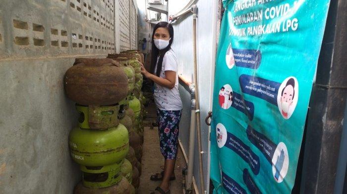 Pertamina Jamin Pasokan Gas LPG 3 Kg Aman Saat Ramadhan 2021