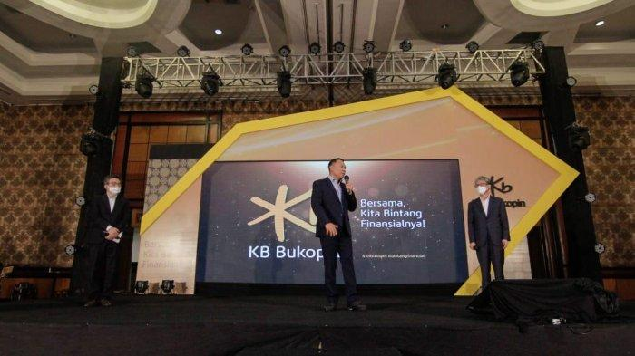 Bank KB Bukopin mengenalkan nama dan logo barunya di depan perwakilan nasbah di kota Surabaya dan sekitarnya.