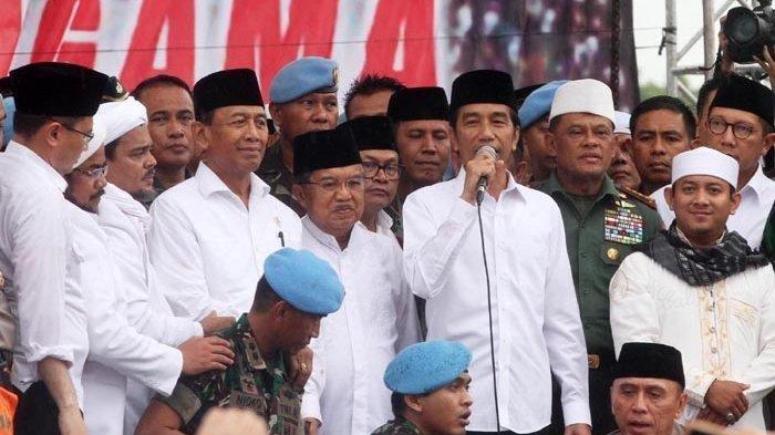 Tak Khawatir Disebut Kadrun, Gatot Nurmantyo Singgung Soal Peci Putih Saat Amankan Demo 212