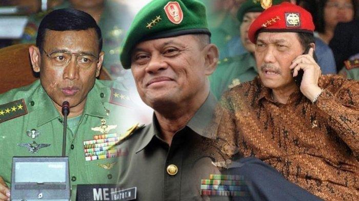 TERPOPULER Gatot Nurmantyo Berikan Komentar untuk Jenderal Seniornya di Lingkaran Jokowi