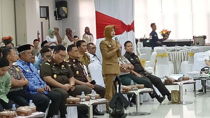 Bupati Nunukan Asmin Laura Hafid Beber 866 Warga Dikarantina Antisipasi Virus Corona