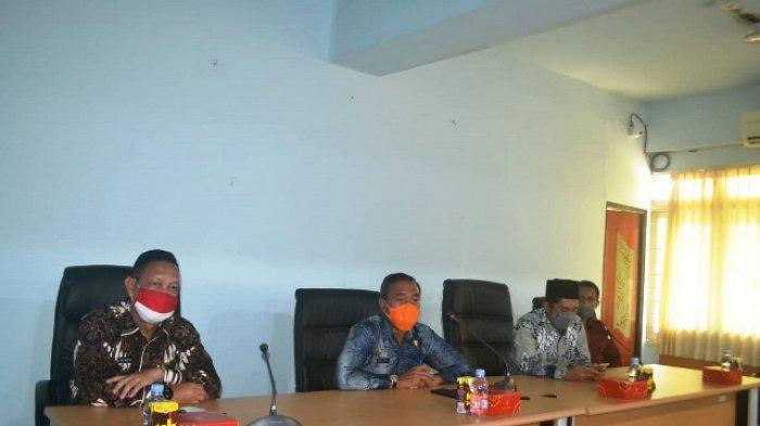 Bertekad Sukseskan Pilkada, Pjs Bupati Mahulu Kunjungi Kantor Bawaslu Kaltim
