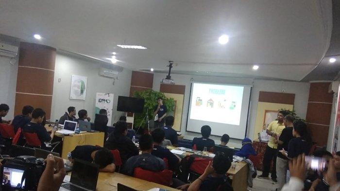 Cerita Peserta DiLo Hackacthon Festival 2019 di Balikpapan, tak Tidur Selama 24 Jam