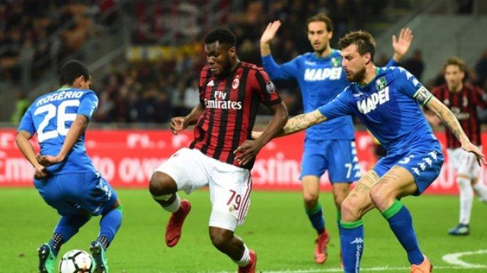 Jual Franck Kessie, AC Milan Incar Pemain Muda dengan Rekor Mentereng Ini dan Gelandang Celta Vigo