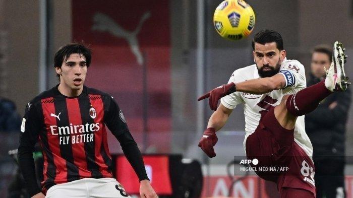 Demi Pertahankan Sandro Tonali, AC Milan Buang Pemain Masa Depan