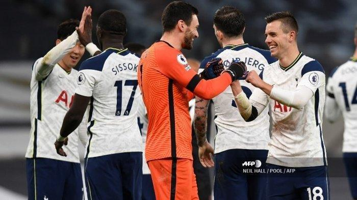 SERU! Prediksi Line Up & Live Streaming Tottenham Vs Arsenal, Mola TV, Tottenham vs Arsenal Live TV