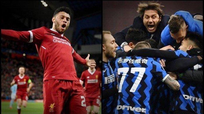BURSA TRANSFER Liga Italia: Dua Legenda Sepakat Inter Incar Gelandang Liverpool, Waspadai Barcelona