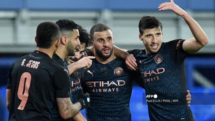 Hasil Piala FA, Manchester City Tampil Ofensif, Petaka Everton dalam 6 Menit, Sejarah Lama Terulang