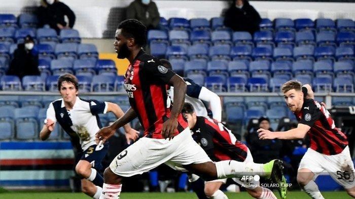 Update Liga Italia, PSG Goda AC Milan Lepas Kessie, Barter eks Bomber Inter plus Gelandang Argentina