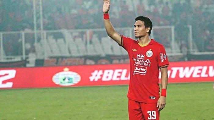 Di Instagram, Sandi Sute Bocorkan Alasan Marah Diganti Evan Dimas Kala Persija Menang dari Borneo FC