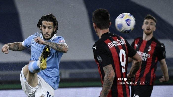 Jelang Big Match Liga Italia AC Milan vs Lazio, Pioli Isyaratkan Ubah Formasi Pakem 3 Gelandang