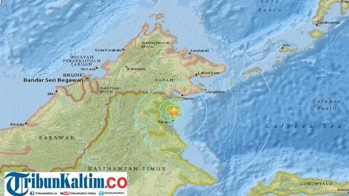 Kalimantan Paling Aman Bencana Gempa di Indonesia, Potensi Gempa Ibu Kota Baru RI di Bawah5 SR