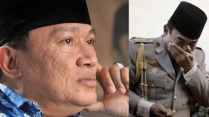 Gempar Soekarno Putra, Anak Laki-laki Soekarno yang Sengaja Dirahasiakan, Begini Kisah Hidupnya