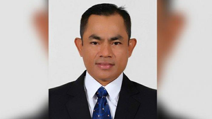 General Manager PLN UIW Kaltimra, Saleh Siswanto.