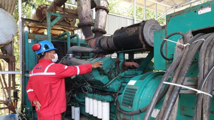 PT Perusahaan Listrik Negara (PLN) Persero kembali menunjukkan kerja nyata terangi negeri dengan benderangnya wilayah Peso, Kabupaten Bulungan, Kalimantan Utara.