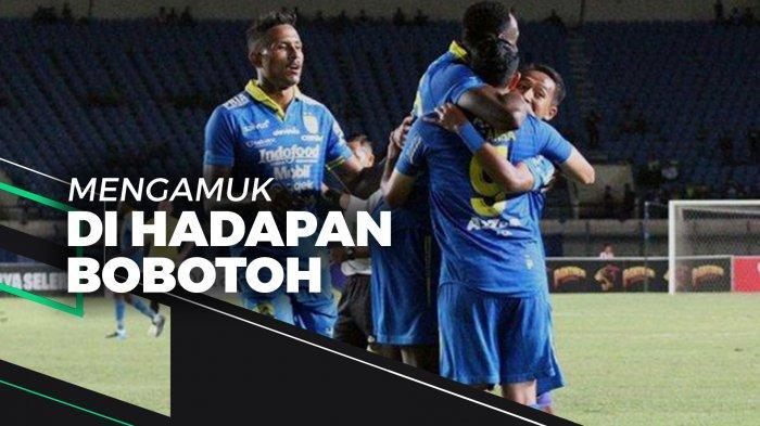 Ketajaman Wander Luiz Dkk Diasah Lagi Jelang Arema FC Persib, Ingin Pesta Gol di Stadion Kanjuruhan?