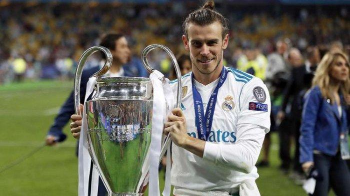 VIDEO - Intip Kemesraan Gareth Bale dan Eden Hazard di Skuat Real Madrid