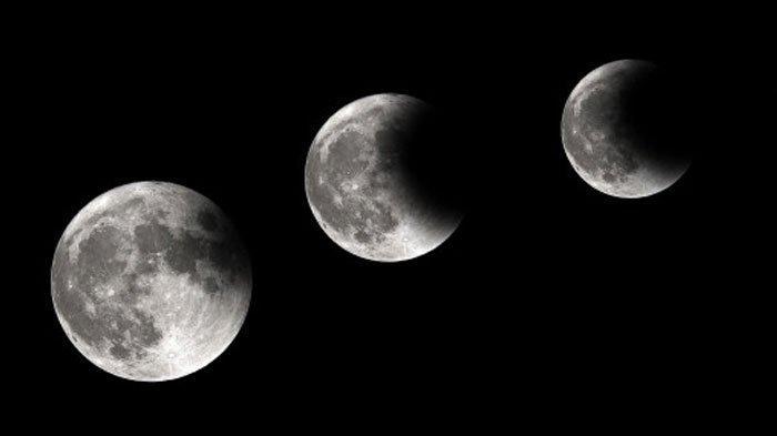 Gerhana Bulan Penumbra Dan Strawberry Full Moon Dini Hari Ini Sabtu 6 Juni 2020 Catat Jamnya Tribun Kaltim