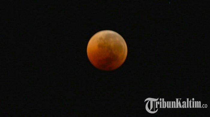 Sabtu 11 Januari, Jangan Lewatkan Gerhana Bulan Penumbra, Pertama di Tahun 2020 Berikut Informasinya