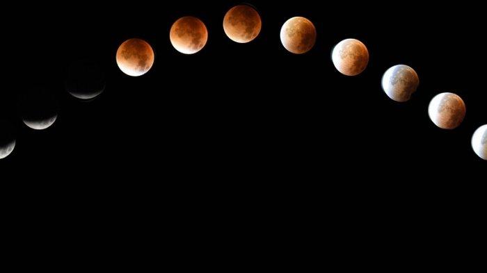 Gerhana Bulan Total akan Terjadi Bulan Ini, Durasi Terpanjang selama Abad 21