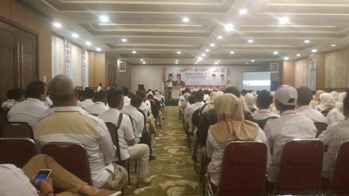 Partai Gerindra Kaltim Gelar Rakorda, Dihadiri Sekretaris Jenderal Ahmad Muzani Bahas Pilkada 2020