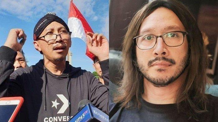 'Hilang' Setelah Diperiksa Polisi, Penampilan Baru Abu Janda Disorot, Akui Belajar dengan Aldi Taher