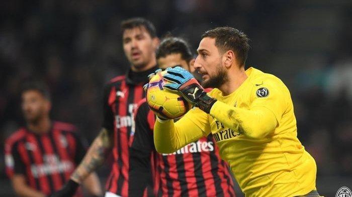 Update Liga Italia, Pesan Khusus Donnarumma ke Mino Raiola, Masa Depan di AC Milan, Maldini Lega?