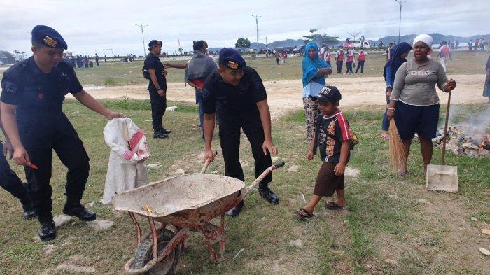 Ratusan BrimobPolda Kalbar Ditugaskan ke Papua Amankan Situasi