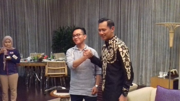Gibran Buat Masakan Spesial untuk Jamu Agus Yudhoyono