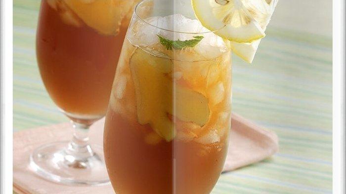 Cara Bikin Ginger Lemon Tea, Minuman Dingin yang Menyegarkan untuk Siang ini