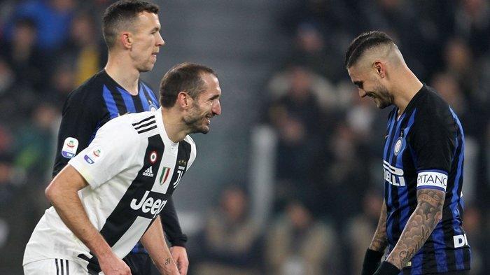 Kontroversi Bek Juventus, Legenda Inter Milan & Timnas Italia Sebut Chiellini Tak Layak Jadi Kapten