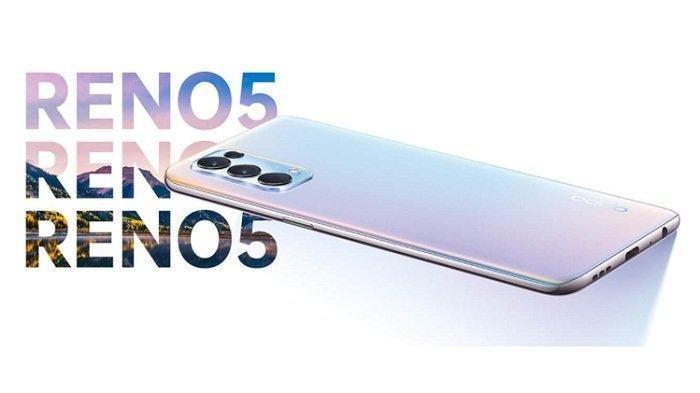 LENGKAP Daftar Harga dan Spesifikasi HP Oppo di Akhir Bulan Februari 2021, Oppo Reno4 F, Oppo Reno5
