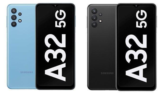 Ponsel 5G Sudah Beredar di Indonesia, Harga Samsung Galaxy A32 5G, Galaxy S21, Galaxy S21 Ultra 5G