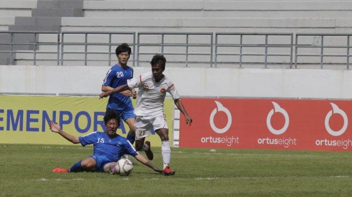 UPDATE SKOR Timnas Indonesia vs Korea Selatan, Gol Pembuka Supriadi Menit 18 Ubah Skor 1-0