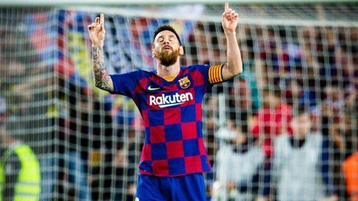 Cara Spesial Lionel Messi Pecah Telur hingga bawa Barcelona Menang Telak Melawan Sevilla