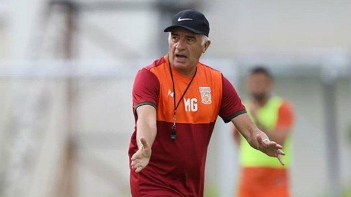 Jelang Persib Bandung vs Borneo FC, Mario Gomez Komentari Performa Buruk Mantan Timnya