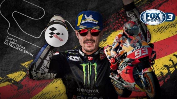 Siaran Langsung MotoGP 2021 Hari Ini, Streaming Kualifikasi MotoGP Catalunya, Akses Link Fox Sports