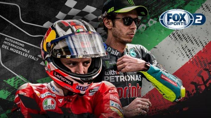 Pole Position dan Starting Grid MotoGP Italia, Update Jadwal MotoGP 2021 Hari Ini & Link Nonton