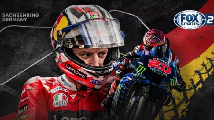 Jadwal MotoGP 2021 Lengkap dengan Jam Tayang Trans7, GP Jerman Mulai Jumat Pekan Ini, Link UseeTV