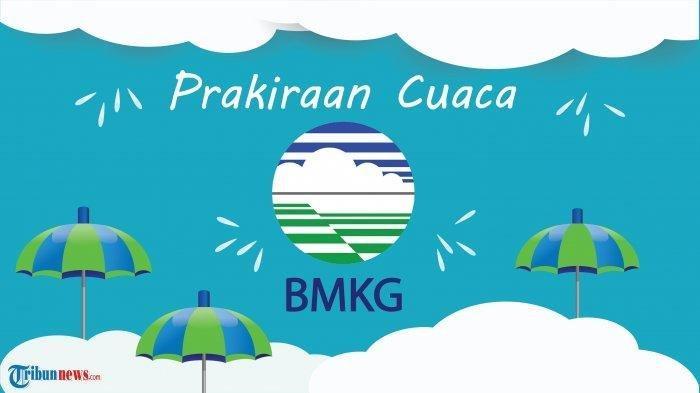INFO BMKG Prakiraan Cuaca Minggu 21 Februari 2021, Jakarta Pusat Hujan Sedang, Surabaya Hujan Petir