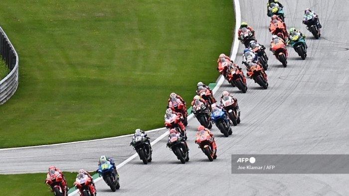 Jadwal Siaran Langsung MotoGP  Inggris 2021, Live Streaming di TV Online Mulai Jumat Sore