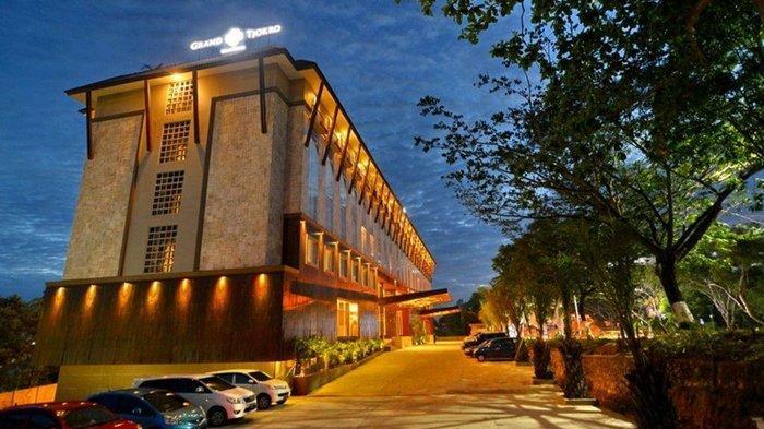 Tiarap Selama Pandemi Covid-19, Begini Cara Grand Tjokro Hotel Balikpapan Gelar Pesta Pernikahan