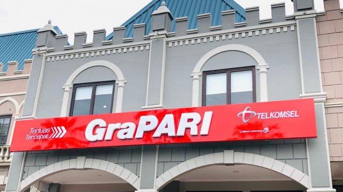 GraPARI Telkomsel Pindah ke Mall Balikpapan Baru Kalimantan Timur, Permudah Pelayanan Konsumen