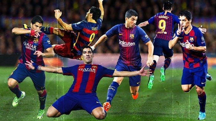 Tangis Tinggalkan Barcelona, Drama Transfer Luis Suarez Berakhir, Atletico Dapatkan Secara Gratis