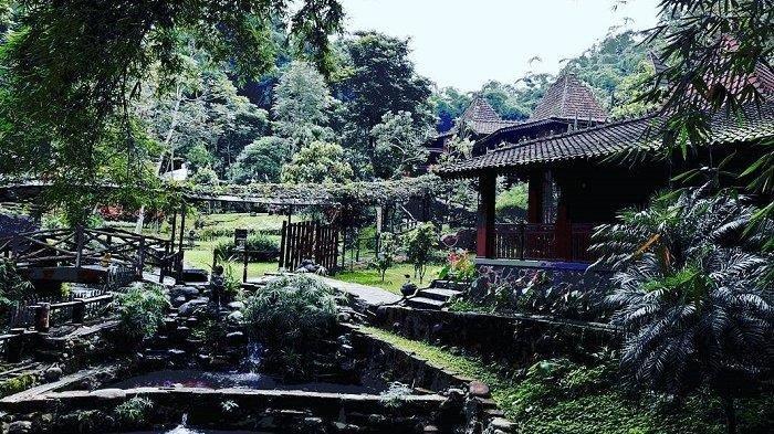 Penginapan Unik dan Instagramable di Bandungan Semarang, Ada Penginapan Seperti Bangunan Joglo