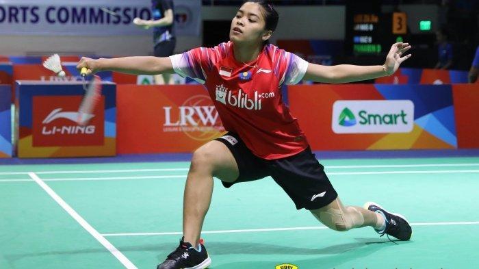 BERLANGSUNG Link Live Streaming Badminton Asia Team Championships 2020 Indonesia vs Thailand