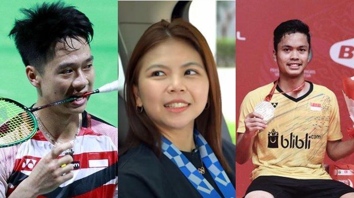 Greysia Polii Buka-bukaan ke Boy William Siapa Pemain Badminton Indonesia Pria Paling Jago