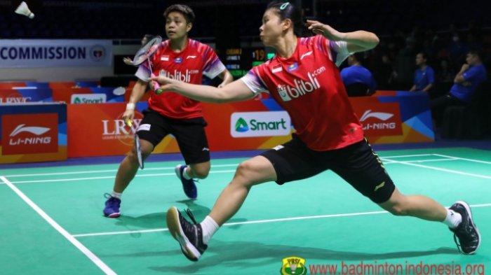 BERLANGSUNG Link Live Streaming Badminton Asia Team Championships 2020  Indonesia vs Jepang