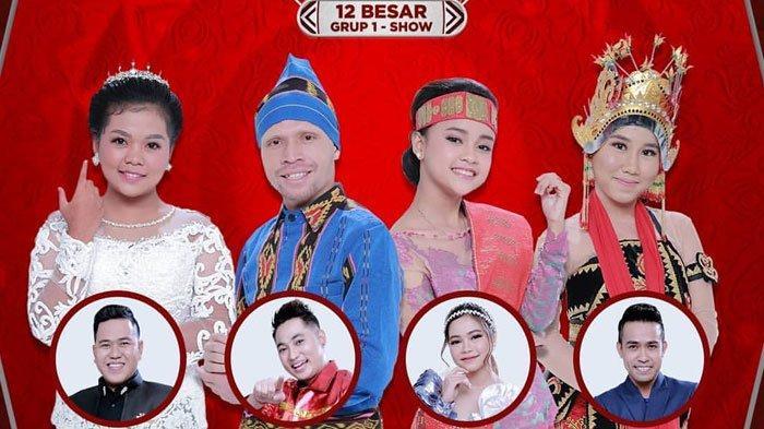Grup 1 Top 12 LIDA 2020 Konser Kedua Senin 30 Maret, Dini Sumatera Utara Dapat Nilai Tertinggi