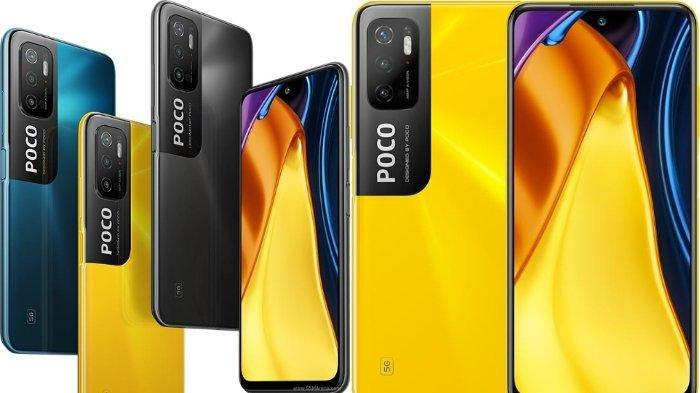 Update Harga HP Xiaomi di Awal Bulan Juli 2021 dan Spesifikasi Lengkap Ponsel Poco M3 Pro 5G